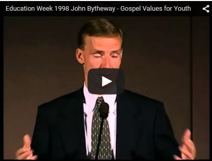 Gospel Values for Youth
